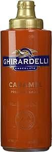 Ghirardelli Caramel Flavored Sauce 17 oz. bottle