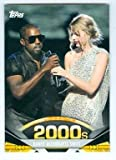 Kanye West and Taylor Swift trading card