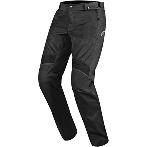 Alpinestars Oxygen Air Men's Sports Bike Motorcycle Pants - Black / Size (Alpinestar Motorcycle Pants)