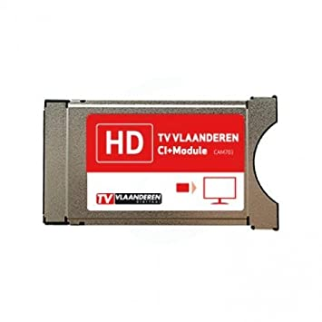 TDTProfesional Adaptador PCMCIA Ci CAM701 TV Vlaanderen con ...