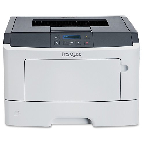 Renewed Lexmark MS312DN MS312 35S0060 Laser Printer with toner drum and 90-day Warranty