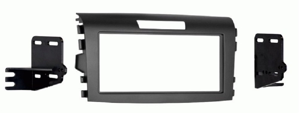 Metra 95-7802CH Double DIN Dash Kit for Select 2012-Up Honda CR-V Vehicles