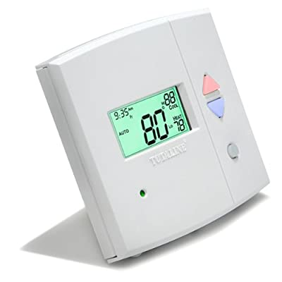 7-Day Programmable Thermostat, Dual Fuel