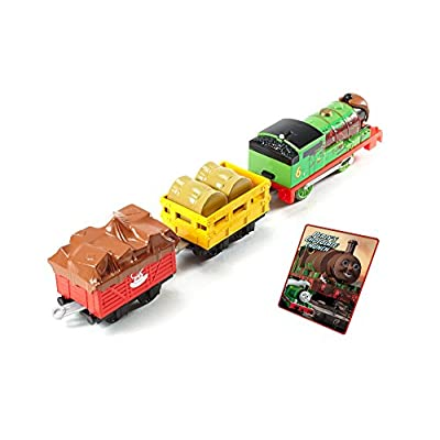 Fisher-Price Thomas & Friends TrackMaster, Percy's Chocolate Crunch: Toys & Games