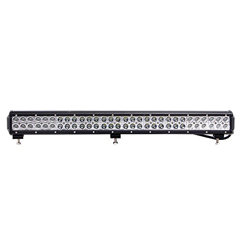 LED Light Bar, Northpole Light 28' 180W Waterproof Cree Spot-Flood Combo LED Light Bar, LED Off Road Lights, Driving Fog Light with Mounting Bracket for Off Road, Truck, Car, ATV, SUV, Jeep