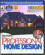 Punch Professional Home Design Suite product image