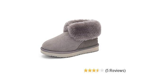 Rods Konowa Fringe Fleece Boots