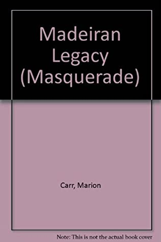 book cover of Madeiran Legacy