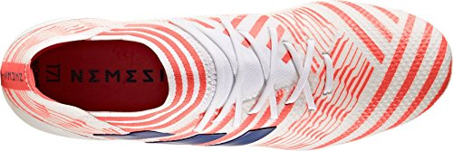 Adidas Nemeziz 17.1 Fg Klamp Voetbal Van Vrouwen Wit-mysterie Ink-easy Koraal
