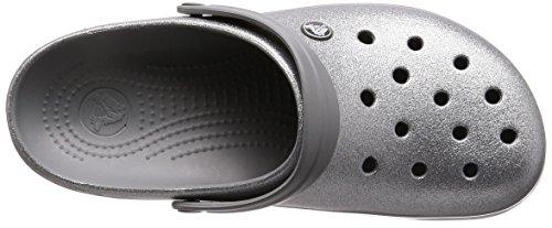 Clog Glitter Crocband Crocs Crocband Silver Crocs wq1nIU
