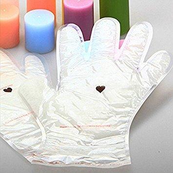 Enhanced Paraffin Wax Hand Gloves Home Spa Treatment w/ Coconut Oil