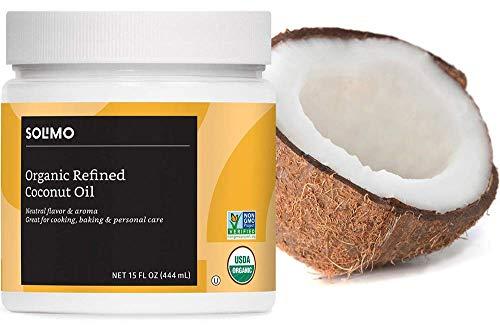 Amazon Brand Organic Coconut Refined