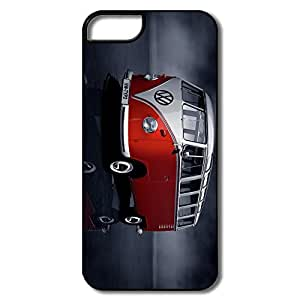 Cool Custom Hard Back Cover Nature IPhone 5 5s Cases - Vw