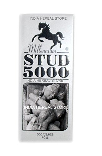 STUD 5000 DESENSITIZING FOR MEN Health Sexual Remedies Supplement delay spray Net wt. 20 ml. by stud 5000