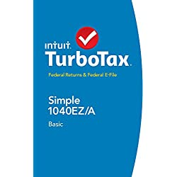 TurboTax Basic 2014 Fed + Fed Efile Tax Software [Download] OLD VERSION