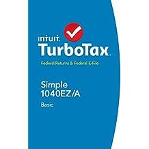 TurboTax Basic 2014 Fed + Fed Efile Tax Software [Download] OLD VERSION