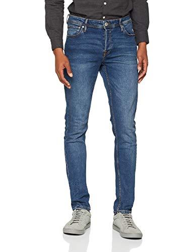 Slim Blau Denim Jack Denim amp; Blue Uomo blue Jeans Jones Fq4t4TwxXB