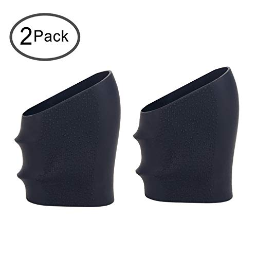 TACwolf Grip Silicone Glove Sleeve for Glock S&W SIG Sauer Ruger Springfield Full Size and Compact