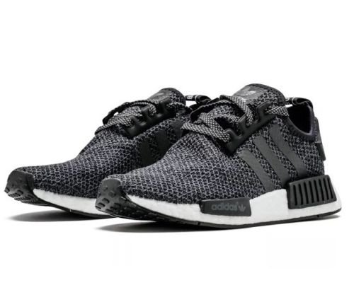NEW Adidas NMD R1 Champ Exclusive Black