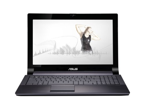 ASUS N53SV-DH51 15.6-Inch Laptop (2.4 GHz Intel Core 2 Duo Processor, 6GB DDR3, 640GB HDD, Windows 7 Home Premium) Silver Aluminum