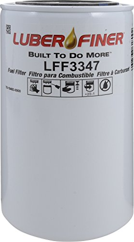 Luber-finer LFF3347-12PK Heavy Duty Fuel Filter, 12 Pack