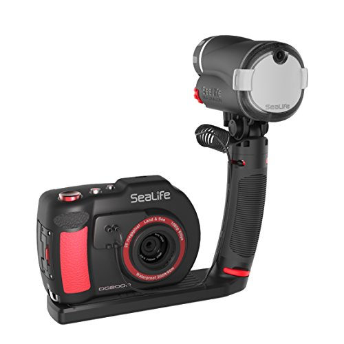 SeaLife DC2000 HD Underwater Digital Camera with Sea Dragon Flash Set