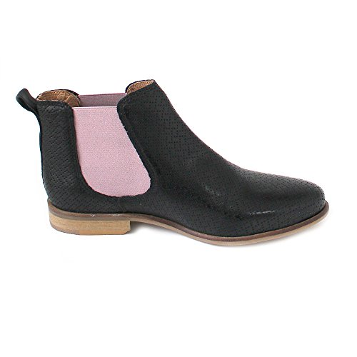 Eden Black Boots Women's of Apple Black H8Pq5RBw