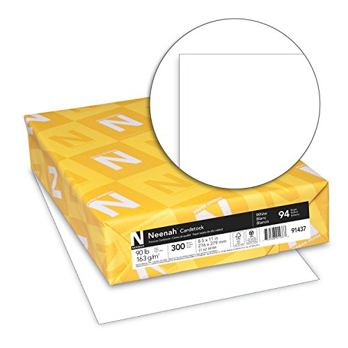 Large Product Image of Neenah Cardstock, 8.5