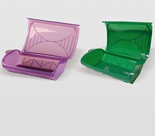 Lifestyle - Papillote silicona, green: Amazon.es: Hogar