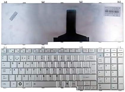 Portatilmovil - Teclado para Toshiba Satellite A500 A505 A505D L500 L505 L350 P300