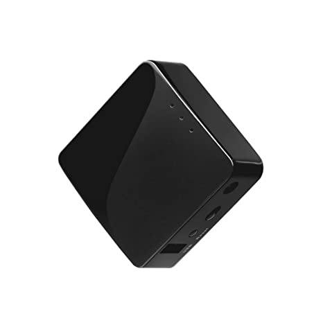 GL iNet GL-AR300M Mini Travel Router, Wi-Fi Converter, OpenWrt  Pre-installed, Repeater Bridge, 300Mbps High Performance, 128MB Nand flash,  128MB RAM,