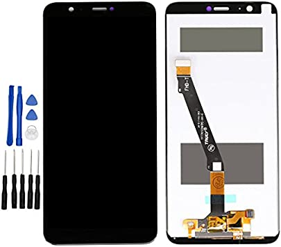 ixuan para Huawei P Smart Pantalla Táctil LCD (sin Marco)(Negro ...