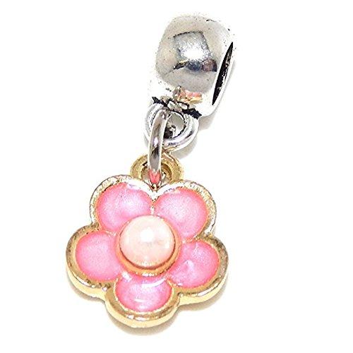 Pro Jewelry Dangling Gold Tone