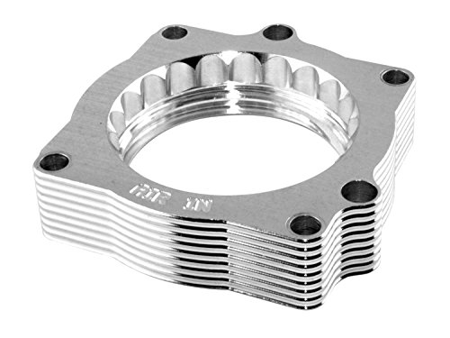 Afe Throttle Body Spacer (aFe Power Silver Bullet 46-32005 Dodge Throttle Body Spacer)