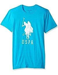 Men's Short Sleeve Crew Neck Fashion T-Shirt