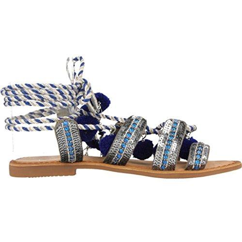 Sandalias y chanclas para mujer, color Azul , marca GIOSEPPO, modelo Sandalias Y Chanclas Para Mujer GIOSEPPO 40505R Azul Azul