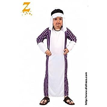 Disfraz de árabe para niño - 7-9 años: Amazon.es: Juguetes y ...