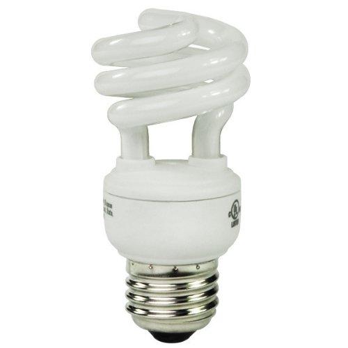 Fluorescent Light Lumens: 9 Watt CFL Light Bulb