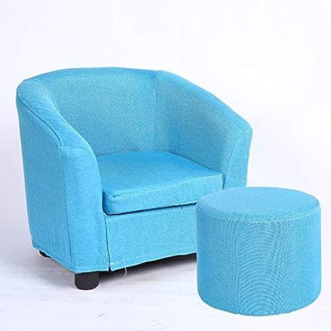 sillón infantil Sofá infantil lavable niña soltera lindo ...