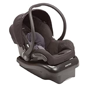 Maxi-Cosi Mico Nxt Infant Car Seat, Total Black