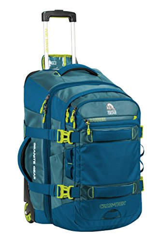 granite-gear-cross-trek-wheeled-carry-on-with-removable-28l-pack-bleumine-blue-frost-neolime
