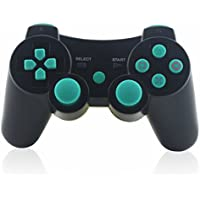 PS3 Controller, TONSUM Wireless Bluetooth Double...