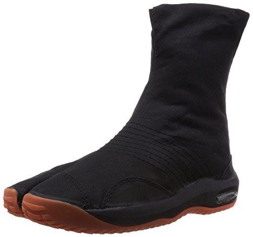 Ninja shoes, AIR JOG 6, Jika TabiSize: 28.0 cm (US size 10), Color: Black for $<!--$64.98-->