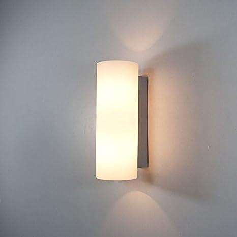 Simple Verre Couloir Applique Murale Mode Salon Lampe Murale