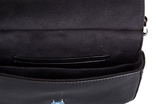sac noir micro en cuir occhi baguette femme à Fendi l'épaule dSzzc