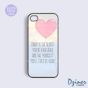 iPhone 6 Tough Case - 4.7 inch model - The Youngest You'll Quote iPhone Cover by mcsharks