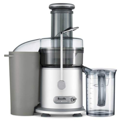 Breville Juice Fountain Plus 800W 1.1Qt Dual Speed Electric Juicer - JE98XL