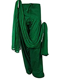 Chiffon Dupatta Ready Made Salwar Pure Cotton Women Indian Clothing Adjustable Pants