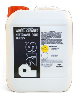 P21S Wheel Cleaner 5 liter canister-(Reg) (1.32 gal)