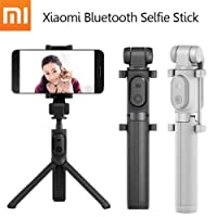 Pau de Selfie Xiaomi Mi Tripod Tripe sctick Preto